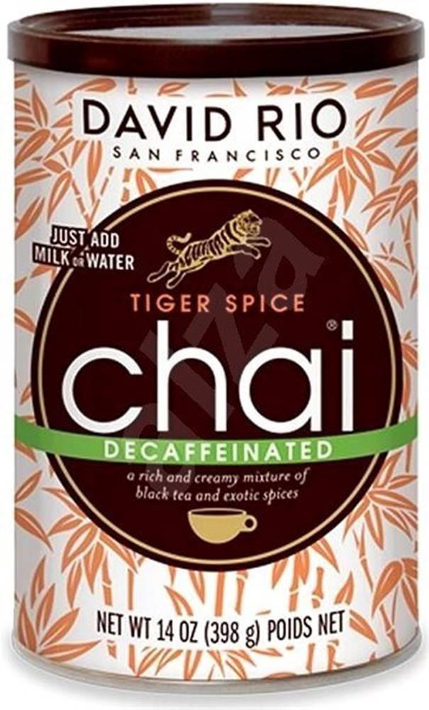 David Rio David Rio Tiger Spice Decaffeinated Chai 398g