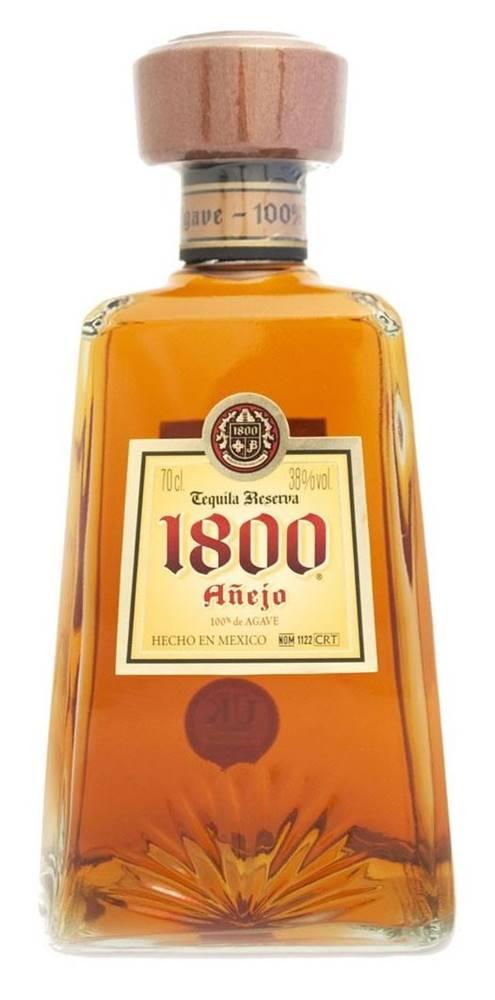 1800 Tequila Anejo 38% 0,7l
