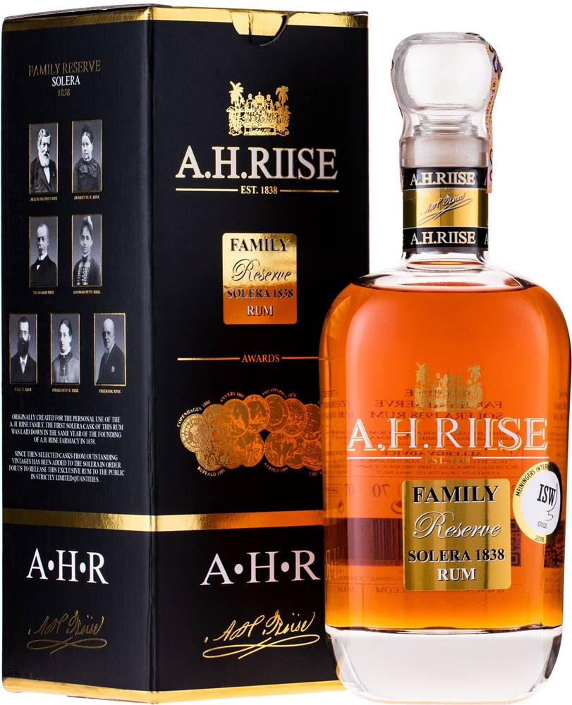 A.H. Riise Family Reserve 4...