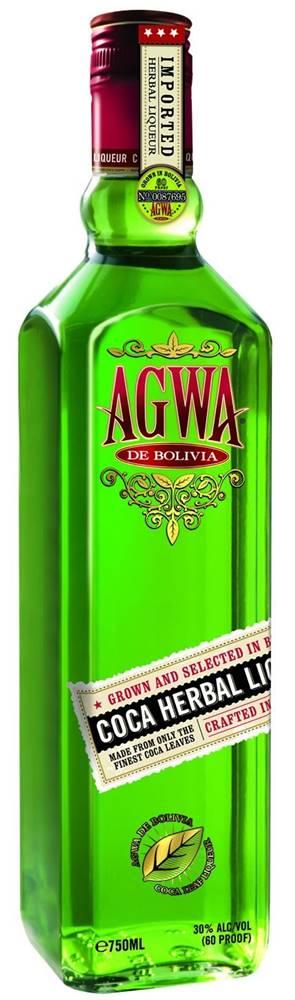 Agwa Agwa de Bolivia Coca Leaf 30% 0,7l
