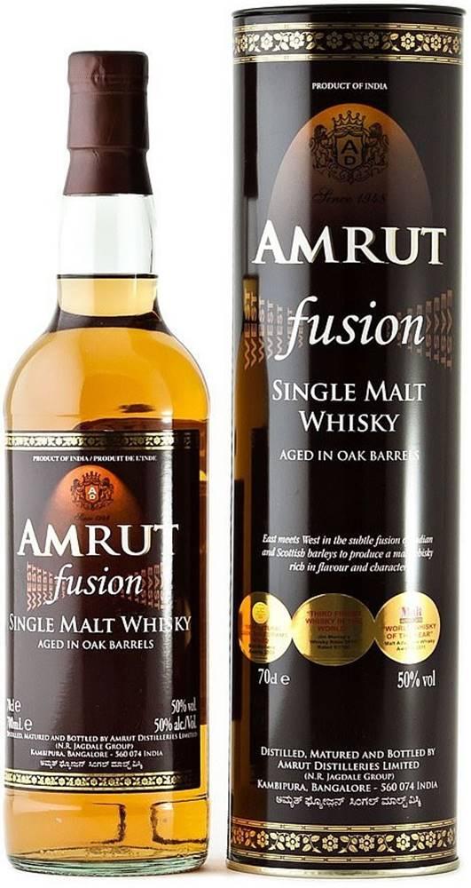 Amrut Amrut Fusion 50% 0,7l