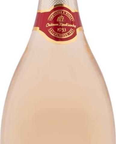 Šampanské a šumivé vína Château Topoľčianky