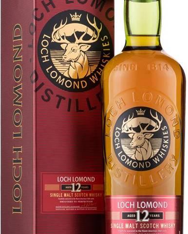 Whisky Loch Lomond
