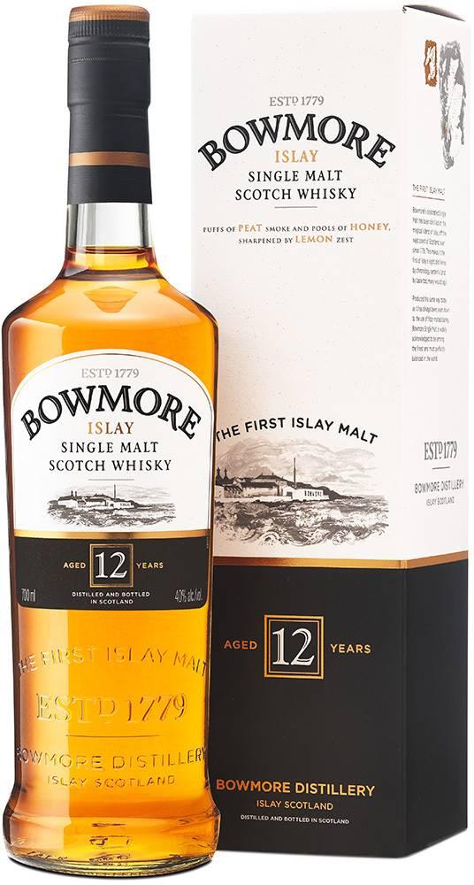 Bowmore Bowmore 12 ročná 40% 0,7l