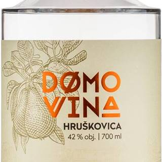 Domovina Hruškovica 42% 0,7l
