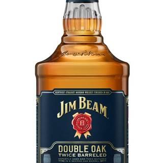 Jim Beam Double Oak Twice Barreled 43% 0,7l