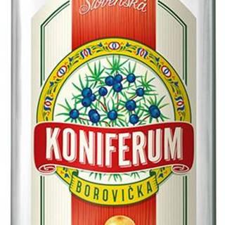 Koniferum Borovička s grapefruitom 37,5% 0,7l