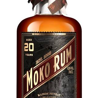 Moko Rum 20 ročný 42% 0,7l