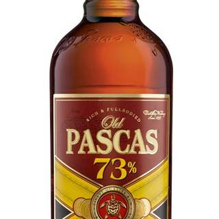 Old Pascas Dark Rum 73% 1l