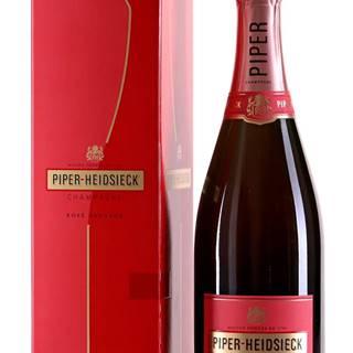 Piper-Heidsieck Rosé Sauvage 12% 0,75l