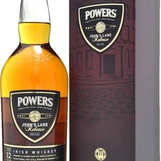 Powers John&