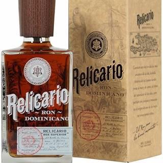 Relicario Ron Dominicano Superior 40% 0,7l