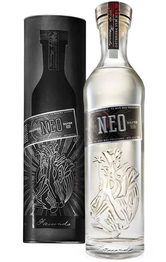 Facundo Facundo Neo Silver Rum 40% 0,7l