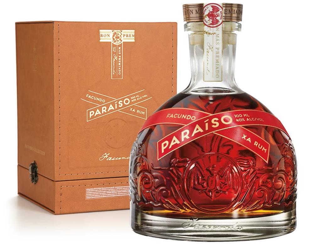 Facundo Facundo Paraiso XA Rum 40% 0,7l