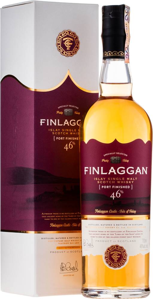 Finlaggan Finlaggan Port Finished 46% 0,7l