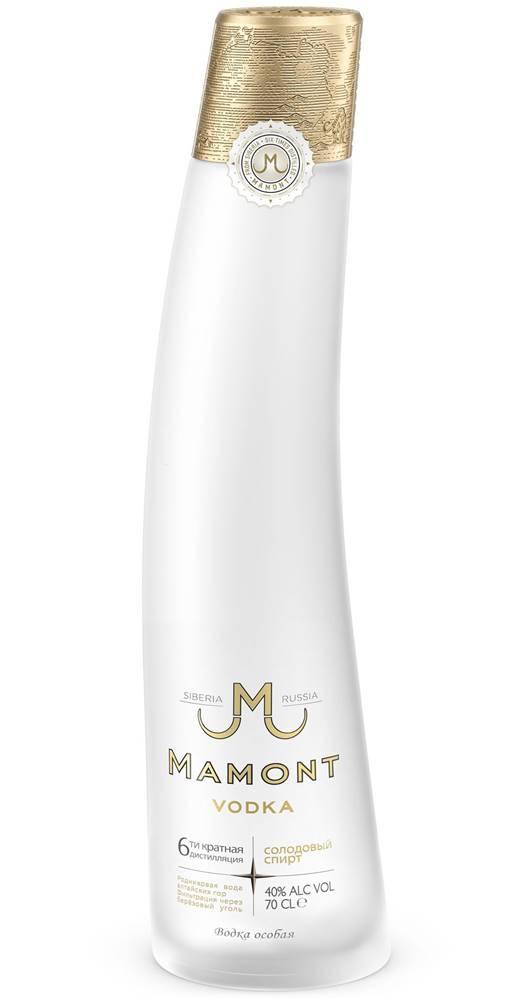 Mamont Mamont Vodka 40% 0,7l