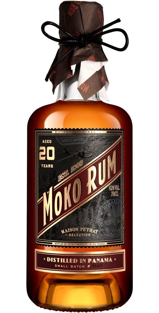 Moko Rum Moko Rum 20 ročný 42% 0,7l