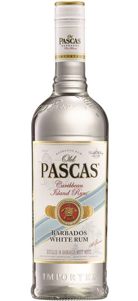 Old Pascas Old Pascas White Rum 37,5% 0,7l
