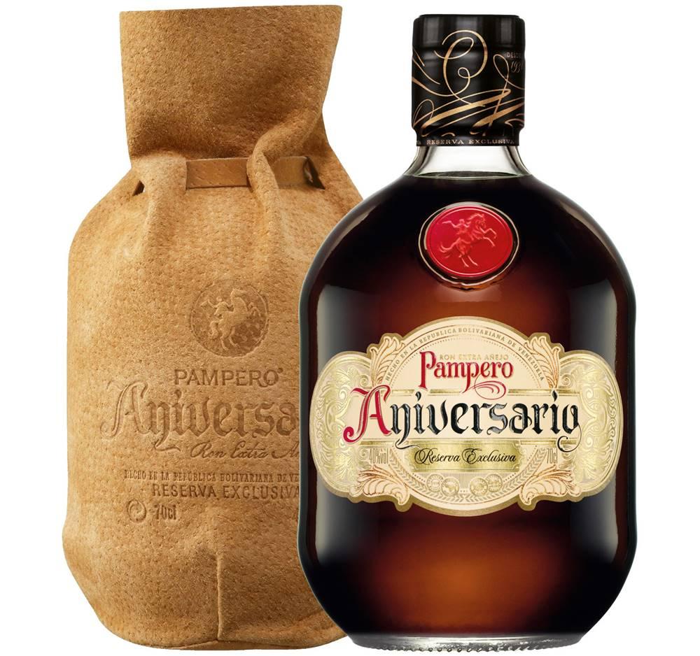 Pampero Pampero Aniversario 40% 0,7l