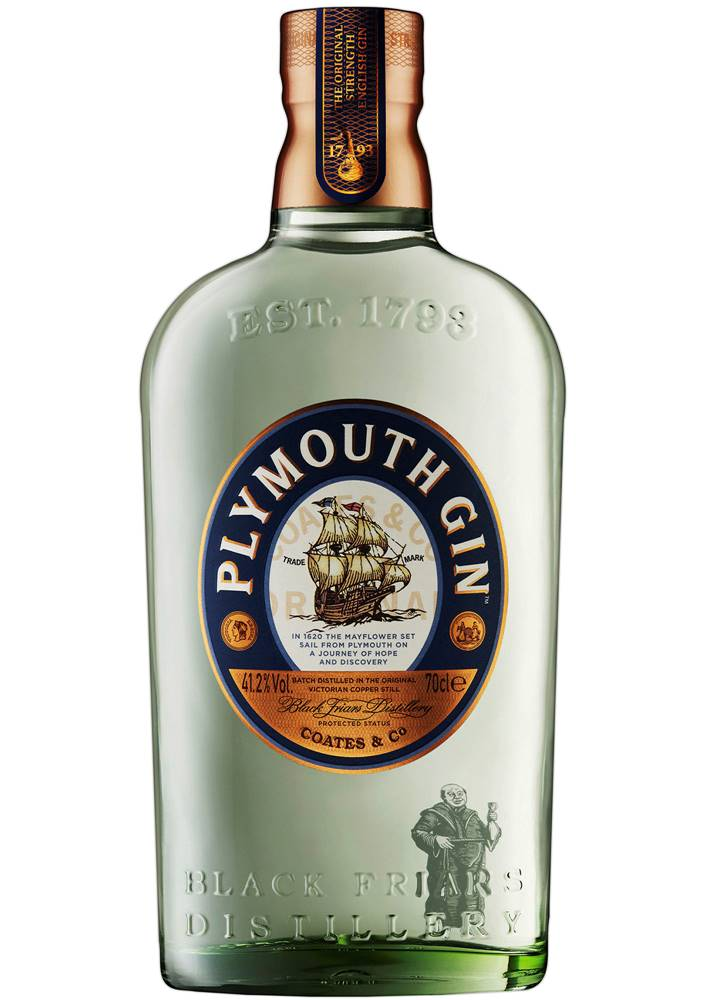 Plymouth Plymouth Gin 41,2% 0,7l