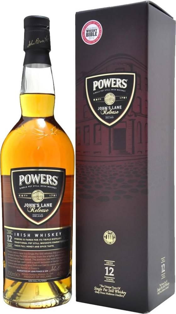Powers Powers John&