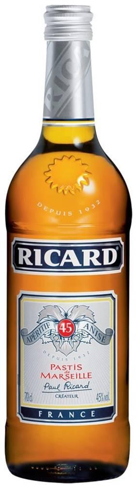 Ricard Ricard Pastis 45% 0,7l