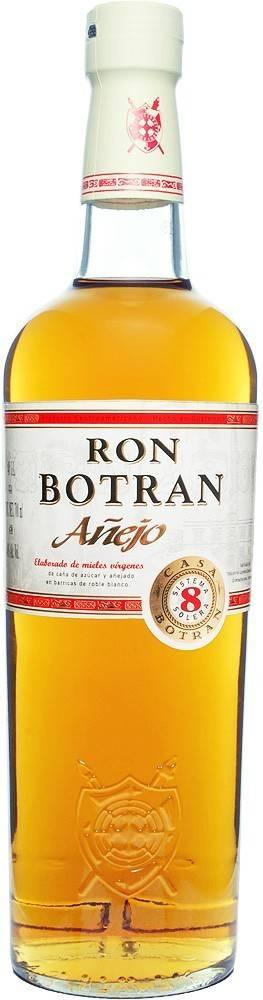 Ron Botran Ron Botran Aňejo 8 ročný 40% 0,7l