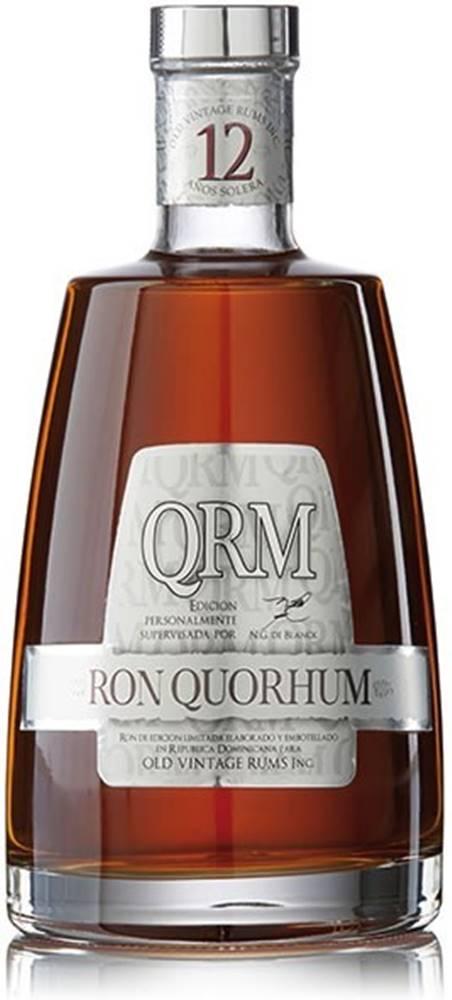 Ron Quorhum Ron Quorhum 12 ročný 40% 0,7l