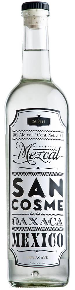 Ketel One San Cosme Mezcal 40% 0,7l