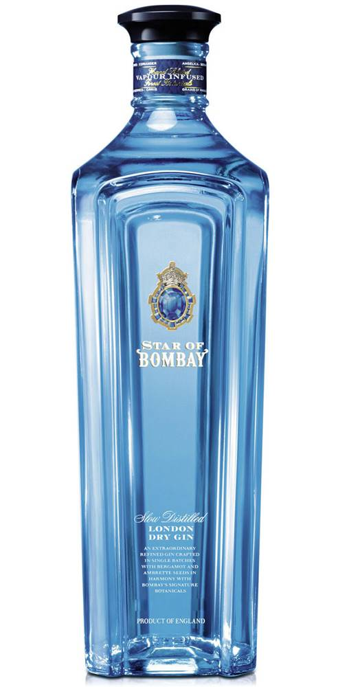 Bombay Sapphire Star of Bombay 1l 47,5%