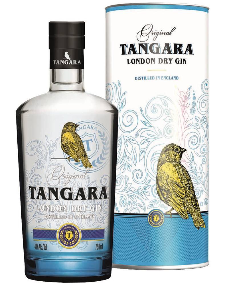 Tangara Tangara Gin v tube 40% 0,7l