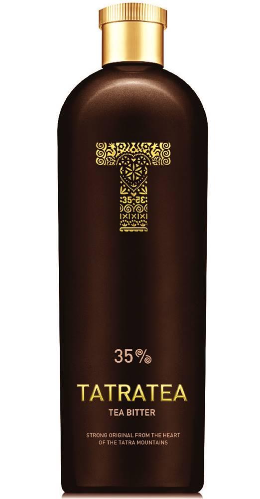 Karloff Tatratea Tea Bitter 35% 0,7l