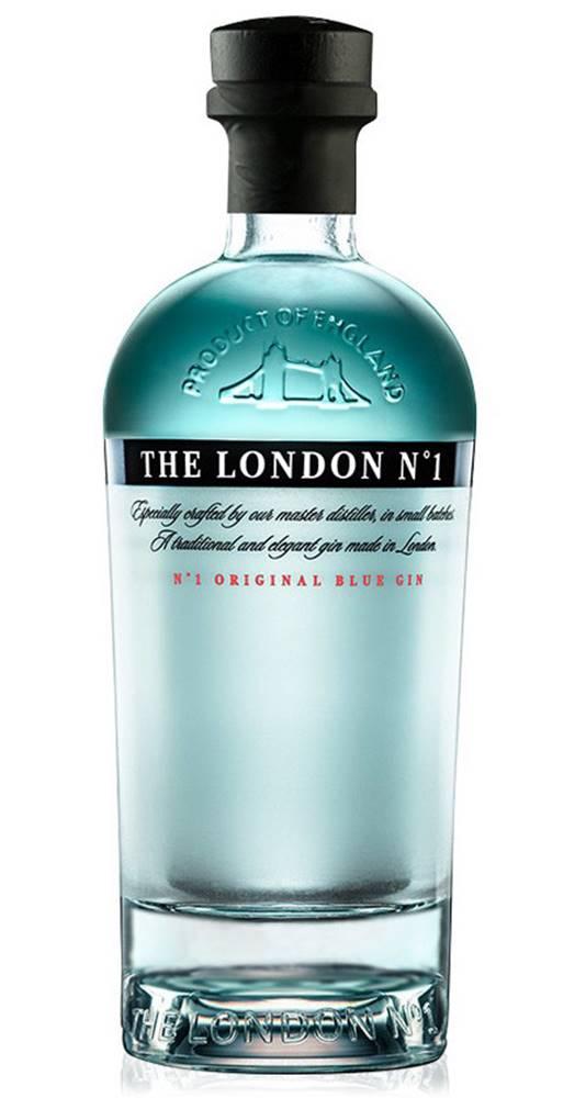 The London No.1 The London No. 1 Original Blue Gin 47% 0,7l