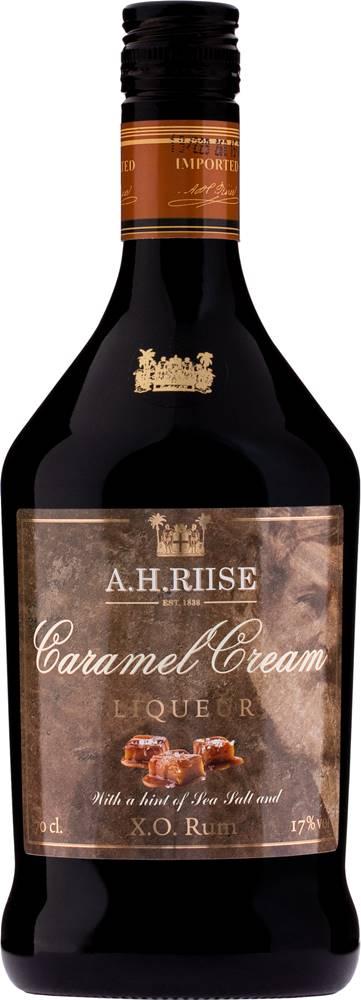 A.H.Riise A.H. Riise Caramel Cream Liqueur 17% 0,7l
