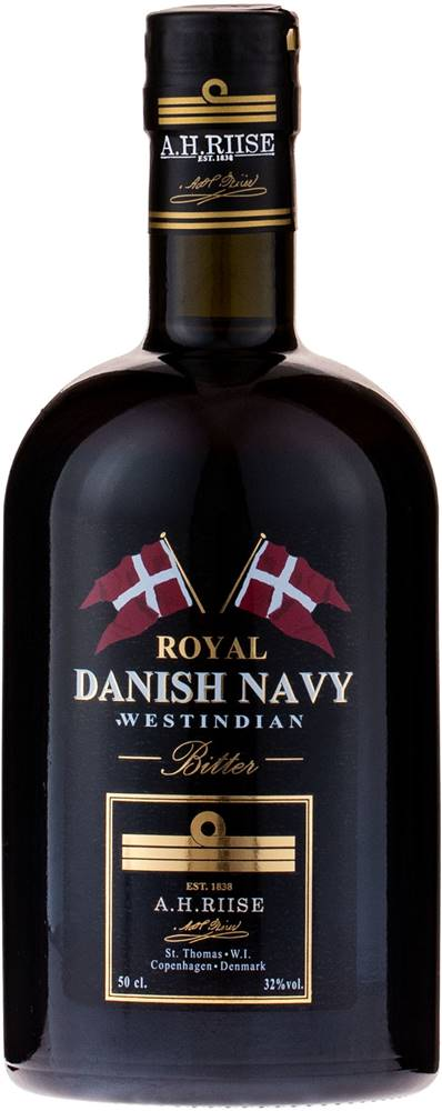 A.H.Riise A.H. Riise Navy Westindian Bitter 0,5l 32%