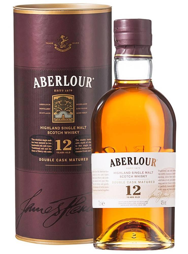 Aberlour Aberlour 12 Ročná Double Cask Matured 40% 0,7l