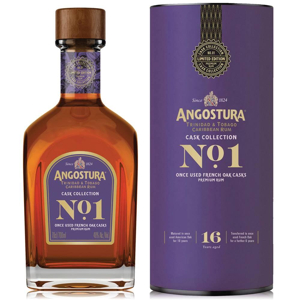 Angostura Angostura Cask Collection No.1 Rum 16 ročný 40% 0,7l