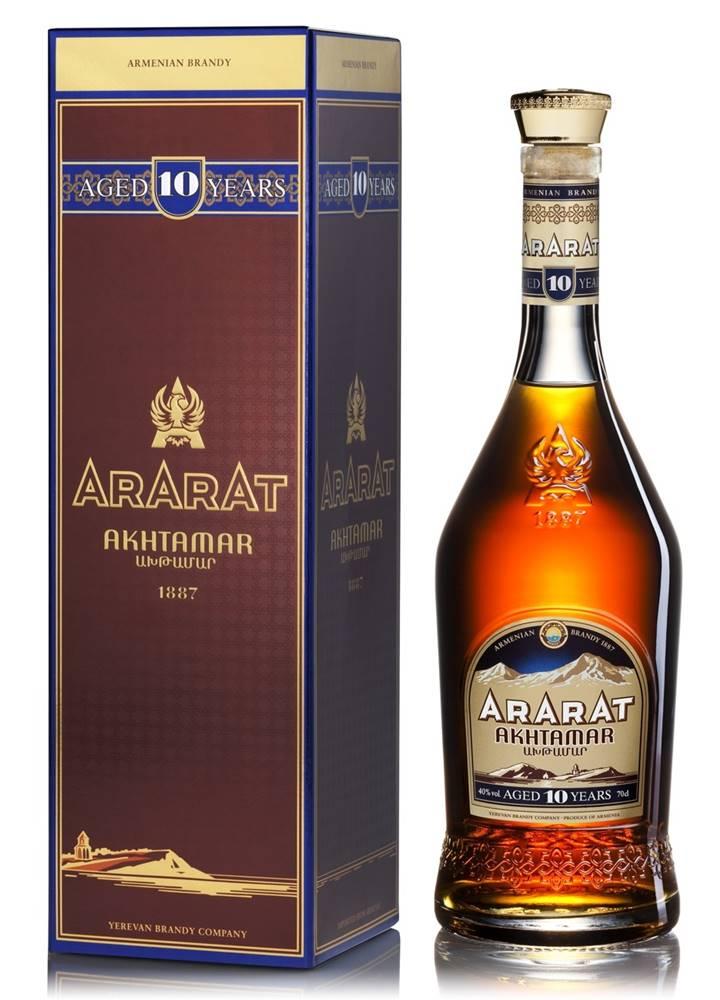 Ararat Ararat 10 ročné 40% 0,7l