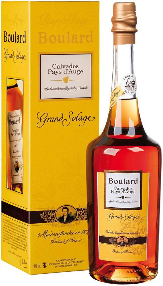 Boulard Boulard Grand Solage 0,5l v kartóniku 40%