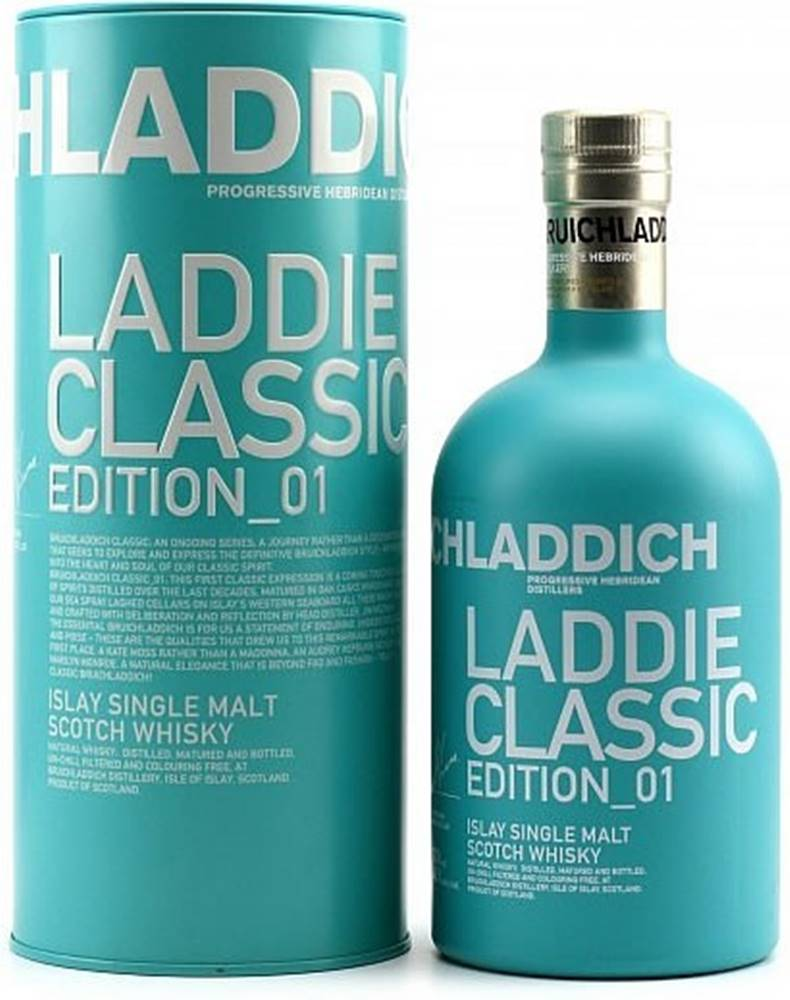 Bruichladdich Bruichladdich The Laddie Classic 50% 0,7l