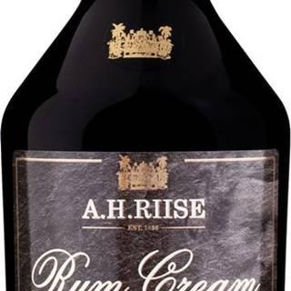 A.H. Riise Rum Cream Liqueur 17% 0,7l