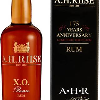 A.H. Riise XO 175 Years Anniversary 42% 0,7l