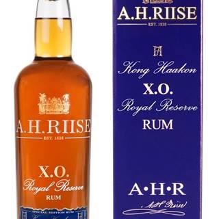 A.H. Riise XO Kong Haakon 42% 0,7l