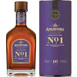Angostura Cask Collection No.1 Rum 16 ročný 40% 0,7l