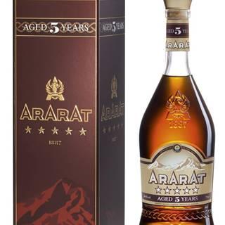 Ararat 5 ročný 40% 0,7l