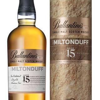 Ballantines The Miltonduff 15 ročná 40% 0,7l