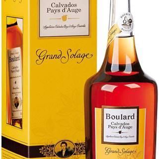 Boulard Grand Solage 0,5l v kartóniku 40%