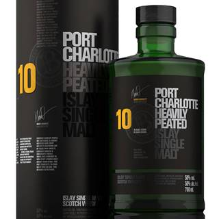 Bruichladdich Port Charlotte 10 ročná 50% 0,7l