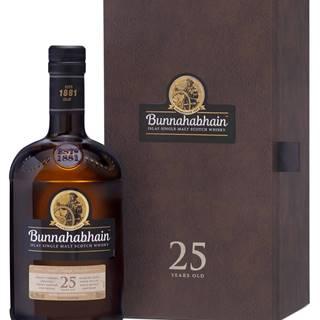 Bunnahabhain 25 ročná 46,3% 0,7l