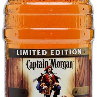 Captain Morgan Spiced Gold Barrel Bottle 35% 1,5l
